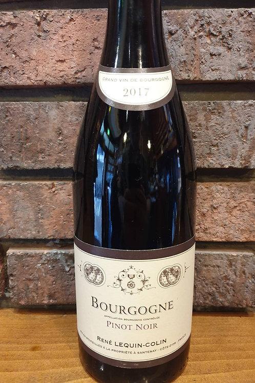 Domaine Lequin-Colin 2017 Pinot noir 100%