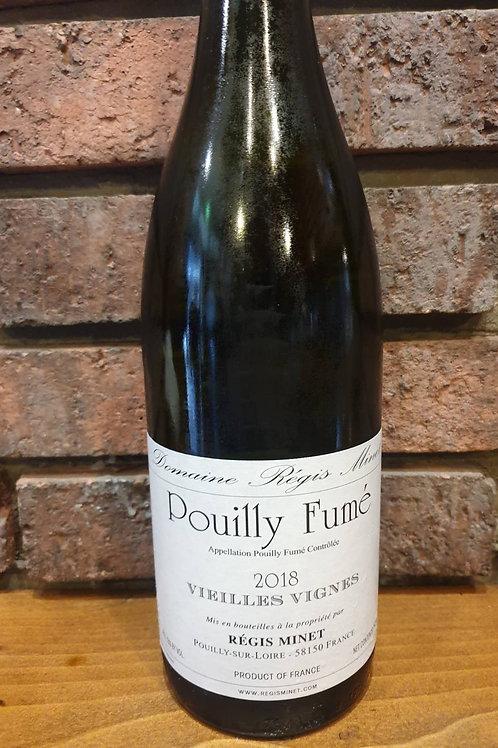 Pouilly-Fumé 2018 Domaine Bernard Millet 100% Sauvignon Blanc