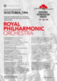 leaflet Centenary Reconciliation Concert