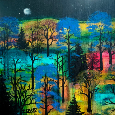 'Midnight Moonlight'