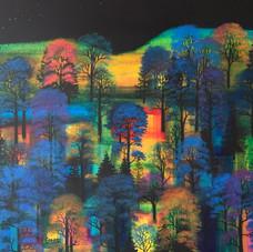 'A Night's Glow'