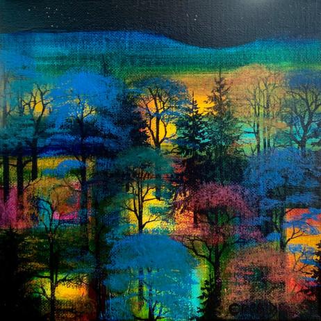 'Tree Maze'