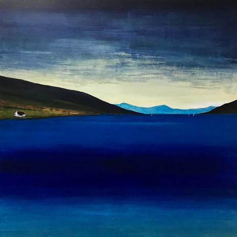 'Three Sails, Loch Tay'