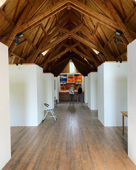 Erraid Gaskell, Fortingall Art 'Annual Summer Show' 2019, Fortingall