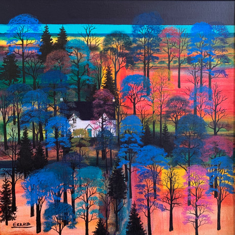 'The Cottage between the Pines'