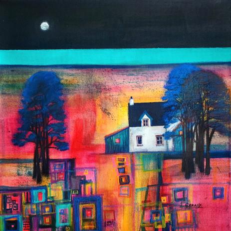 'Moonlight Rosewood'