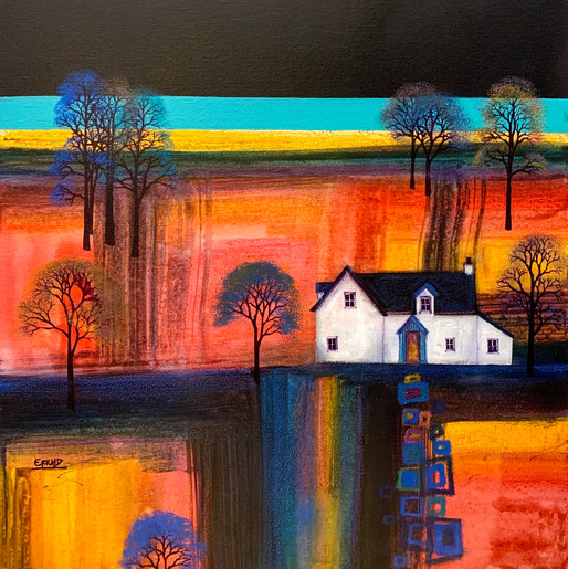 'House by the Loch, Kenmore'