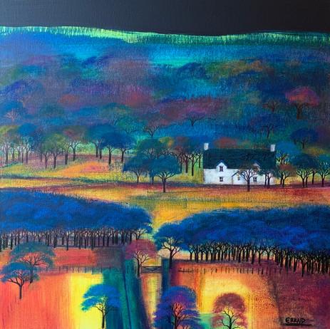 'Stone Croft in Autumn'