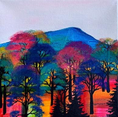 Mountain's Garden