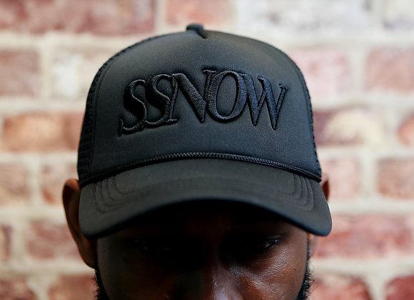 SSNOW CAP (BLACKOUT)
