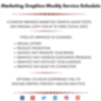 YPPR Marketing Graphic Monthly Service S