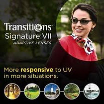 transitions light adaptive lenses