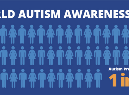 World Autism Day 2020 Webinar -Autism, Anxiety & COVID-19