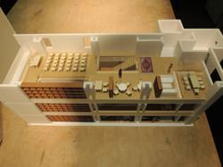 模型(3階)
