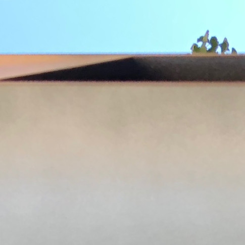 Altered geometry desert (Dead WiFi broadcaster zoom)