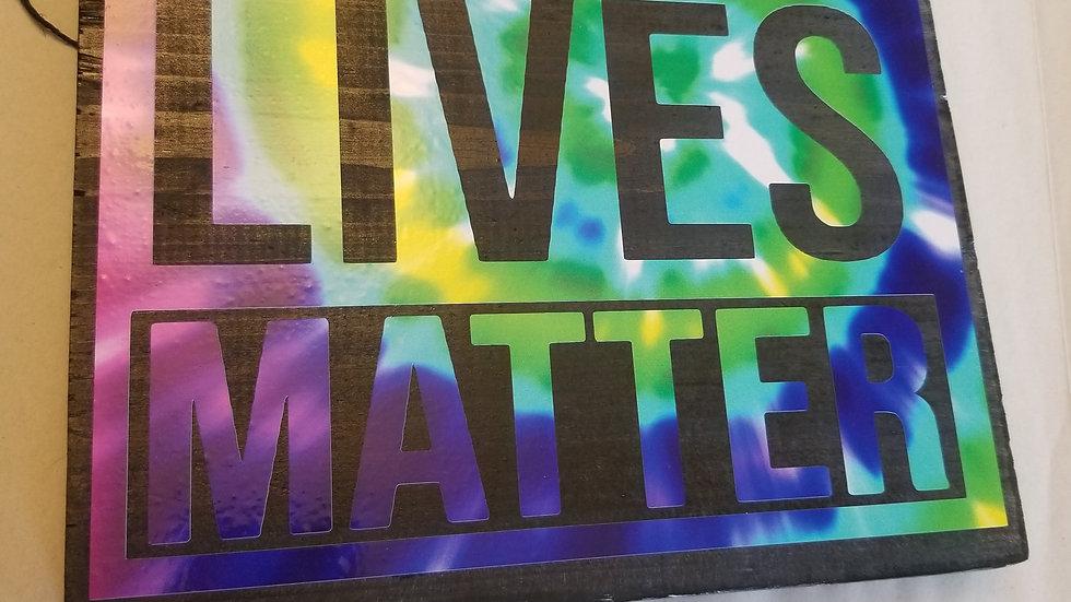 Black Lives Matter Custom