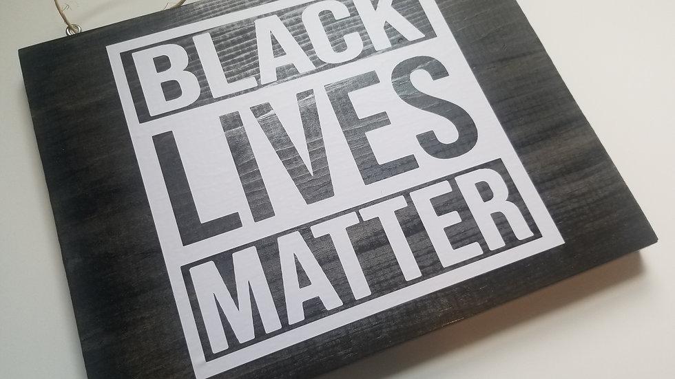 Black Lives Matter Standard