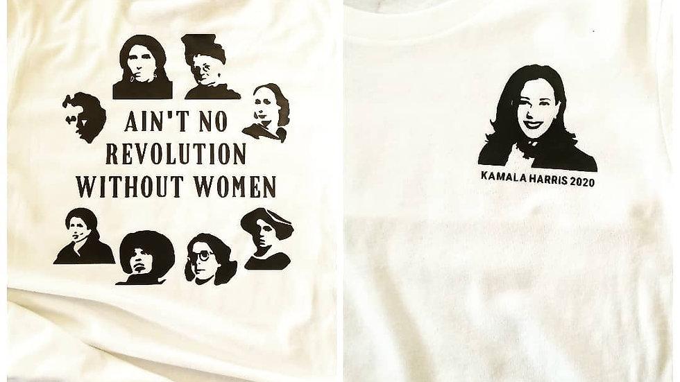 Kamala Harris Revolution T-Shirt