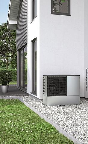 Heizungstechnik - Wärmepumpe