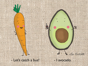 Feature Friday : Avocado