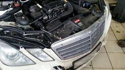 Mercedes E 200 kompressor 271 мотор