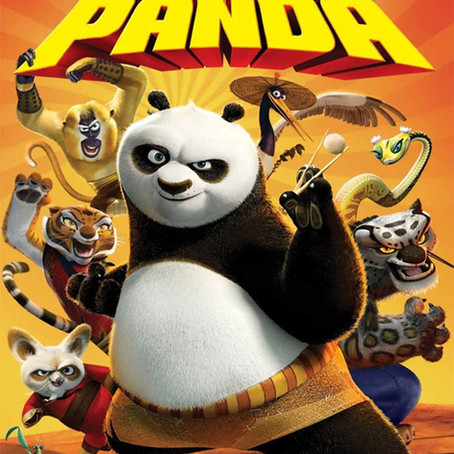 Kung Fu Panda (G)
