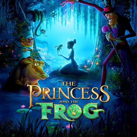 The Princess and the Frog (G)