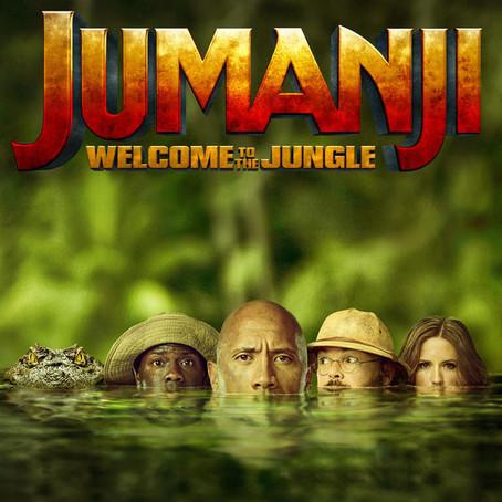 JUMANJI: WELCOME TO THE JUNGLE (PG-13)