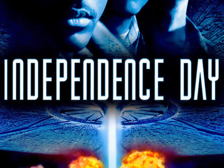 INDEPENDENCE DAY (PG-13)
