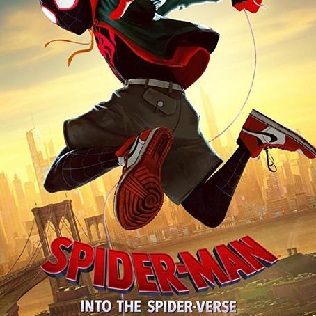 Spider-Man into the Spider-Verse (PG)
