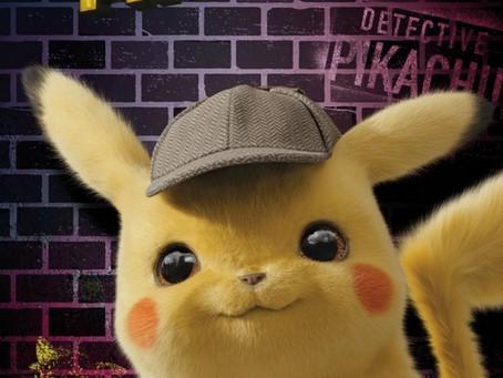 Pokemon: Detective Pikachu (PG)