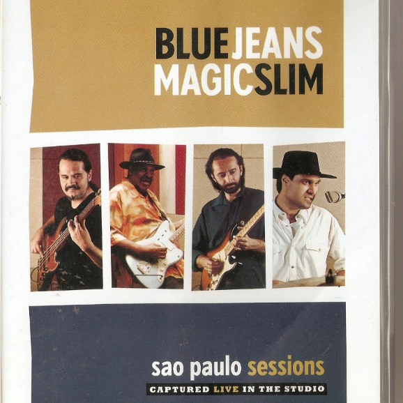 Blue Jeans Magic Slim