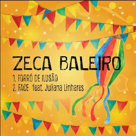 Zeca Baleiro prepara disco que tem parceria póstuma com Dominguinhos
