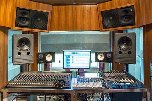 Curso de Gravação, Mixagem e Masterização
