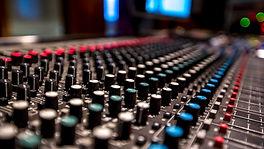 Mixagem em estúdio
