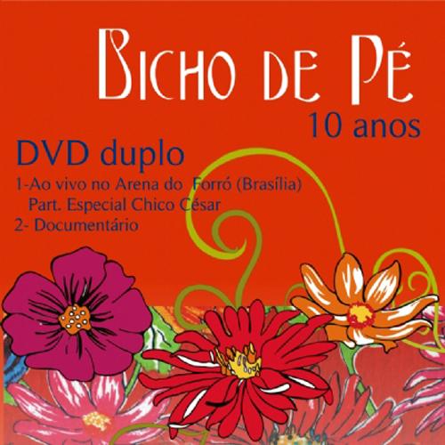 Bicho de Pé - DVD Duplo