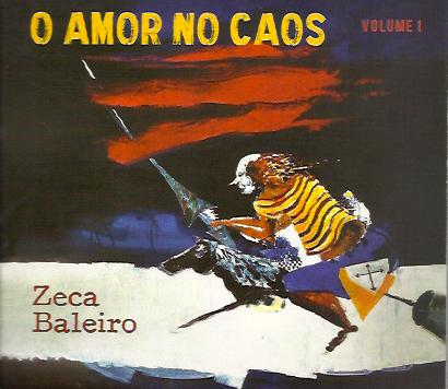 """Zeca Baleiro lança álbum """"O Amor no Caos"""""""