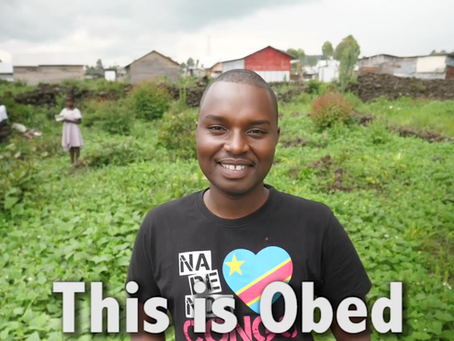 The highlight about Obed, the founder!