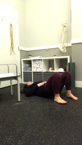 Getting off the Floor with Sore Knees
