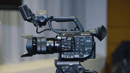 Sony FS5 Graphic