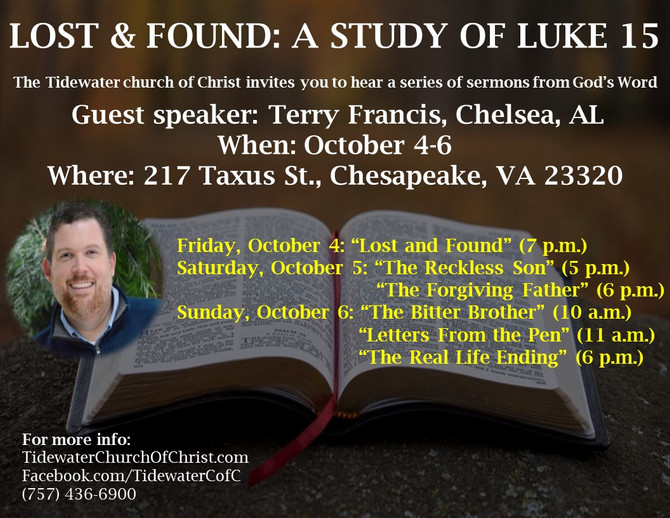 It's Gospel Meeting Time!