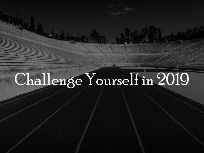 Challenge Yourself in 2019