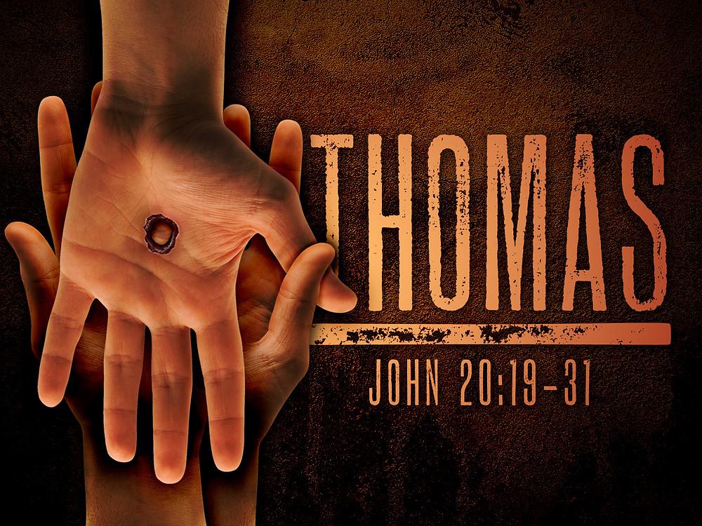Doubting Thomas'