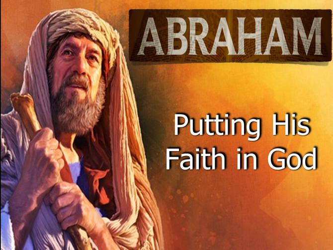 Abraham: Faith in God's Plan