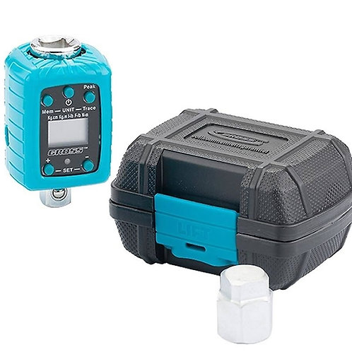 Torquímetro Eletrônico Digital 1/2 Gross Escala 40/200 N.m