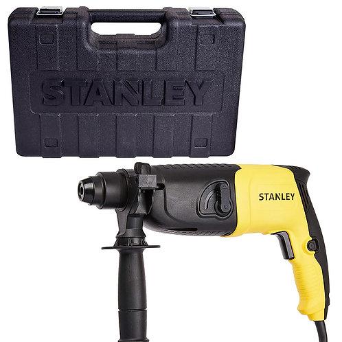 Martelete Perfurador 620w Sds Plus Sthr202k 110 ou 220v Stanley