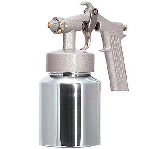 Pistola Ar Direto Caneca Alumínio Alfa 5 Arprex Bico 1,2mm