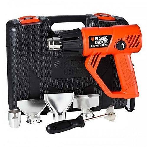 Soprador Térmico Black Decker Hg2000k 110 ou 220 Volts