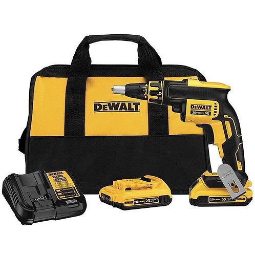 Parafusadeira Drywall Brushles 20v 2 Bateri Dcf620d2 Dewalt