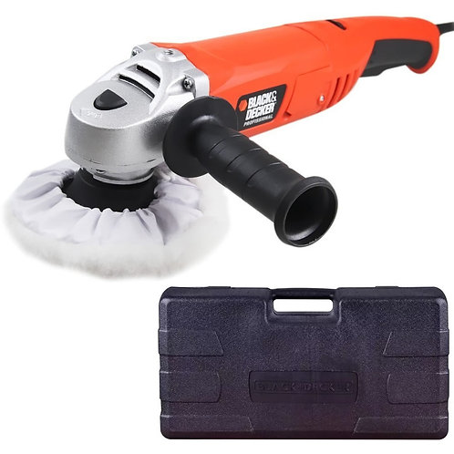 Politriz Angular Black & Decker Wp1500k 7 1.300w 110 ou 220 Volts
